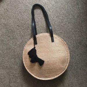 NWOT Express straw bag!